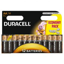 Duracell basic AA LR6 12pack